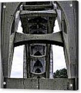 Yaquina Bay Bridge - Series C Acrylic Print