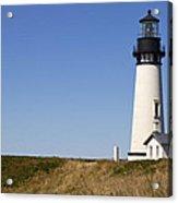 Yaquina Head Lighthouse 3 Acrylic Print