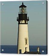 Yaquina Head Lighthouse 4 B Acrylic Print