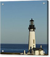 Yaquina Head Lighthouse 4 E Acrylic Print