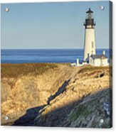 Yaquina Head Lighthouse 4 G Acrylic Print