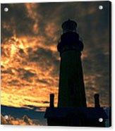 Yaquina Head Lighthouse 5 Acrylic Print