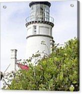 Haceta Head Lighthouse 7 Acrylic Print