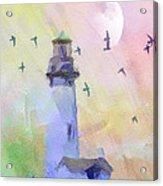 Yaquina Lighthouse Acrylic Print
