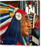 Ybor Tribe Acrylic Print