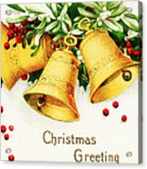 Yellow Bells Acrylic Print