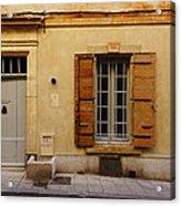 Yellow House No 32 Arles France Dsc01779  Acrylic Print