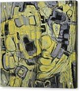 Yellow Trip Acrylic Print