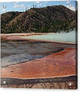 Yellowstone 27 Acrylic Print