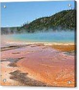 Yellowstone 5 Acrylic Print