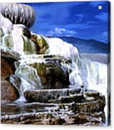 Yellowstone 8 Acrylic Print