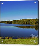 Yellowwood Lake 1 Acrylic Print