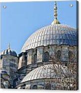 Yeni Cammii Mosque 03 Acrylic Print