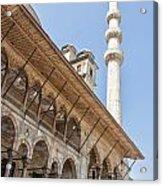 Yeni Cammii Mosque 11 Acrylic Print