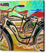 Yesterday It Seemed Life Was So Wonderful 5d25760 M168 Acrylic Print by Wingsdomain Art and Photography