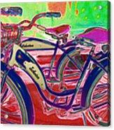 Yesterday It Seemed Life Was So Wonderful 5d25760 P153 Acrylic Print