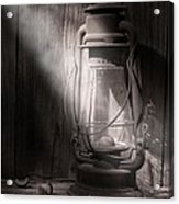 Yesterday's Light Acrylic Print