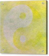 Yinyang 6 Acrylic Print
