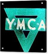 Ymca Acrylic Print