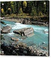 Yoho River Acrylic Print
