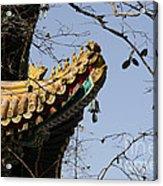 Yonghegong Temple 9108 Acrylic Print