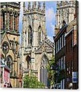 York Minster 6172 Acrylic Print
