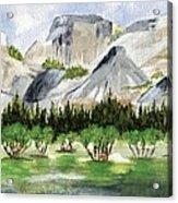 Yosemite 1 Acrylic Print