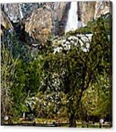 Yosemite Apple Orchard  Acrylic Print
