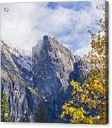Yosemite Between Seasons Acrylic Print