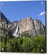 Yosemite Great Falls Acrylic Print by Francesco Emanuele Carucci