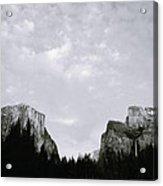 Serenity Of Yosemite Acrylic Print