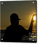 You Make My Life Okay Acrylic Print