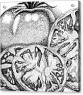 You Say Tomatoes.... Acrylic Print
