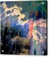 You'll Never Walk Alone Acrylic Print