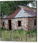 Young Arizona Where Everything Is Old Acrylic Print