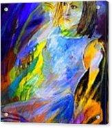 Young Girl 5751202 Acrylic Print