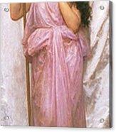 Young Priestess Acrylic Print