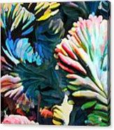 Your Brain As Cactus Acrylic Print