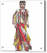 Youth Dance Acrylic Print