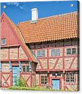 Ystad Old Mayors House Acrylic Print