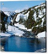 Yukon View Acrylic Print
