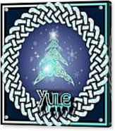 Yule Festival Acrylic Print