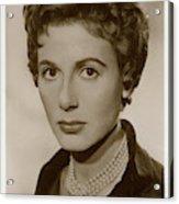 Yvonne Mitchell (1915 - 1979), British Acrylic Print