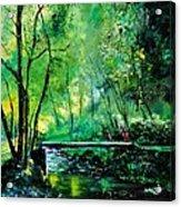 Ywoigne 4531 Acrylic Print
