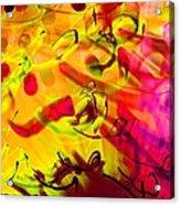 YYZ Acrylic Print