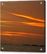 Z Of The Sun Acrylic Print