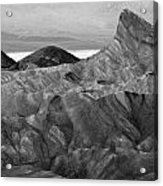 Zabraski Point Death Valley Img 4359 Acrylic Print