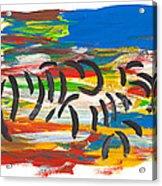 Zafari Acrylic Print