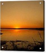 Zambian Sunrise Acrylic Print