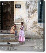 Zanzibar Childrens 05 Acrylic Print